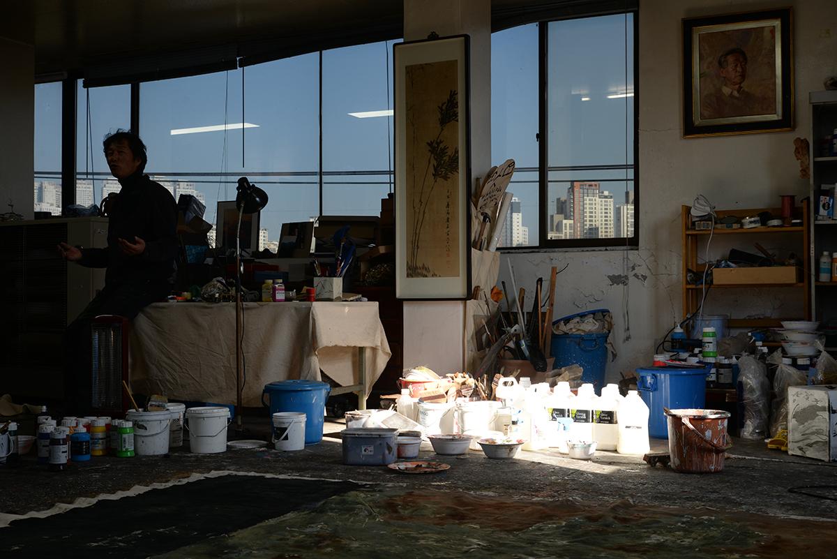 Artist Talk : Kyusun Cha