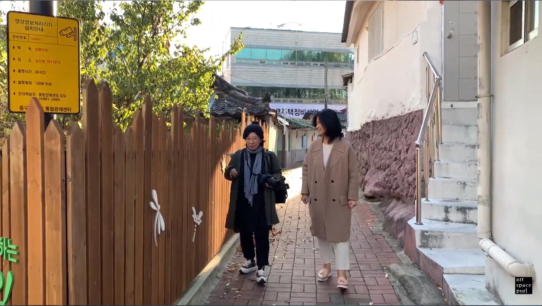 Artist Talk : Jiyoung Rhee