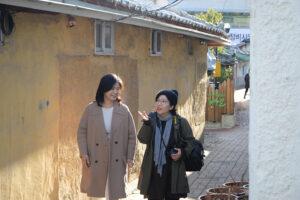 [아티스트토크] 이지영 작가, 미디어아티스트의 시선